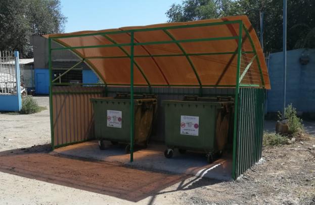 В Астрахани регламентирован порядок согласования размещения и переноса площадок коммунальных отходов