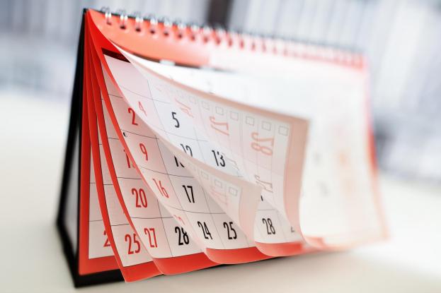 Проект производственного календаря на 2021 год