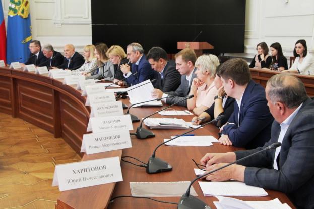Изменения в Постановлении Правительства Астраханской области