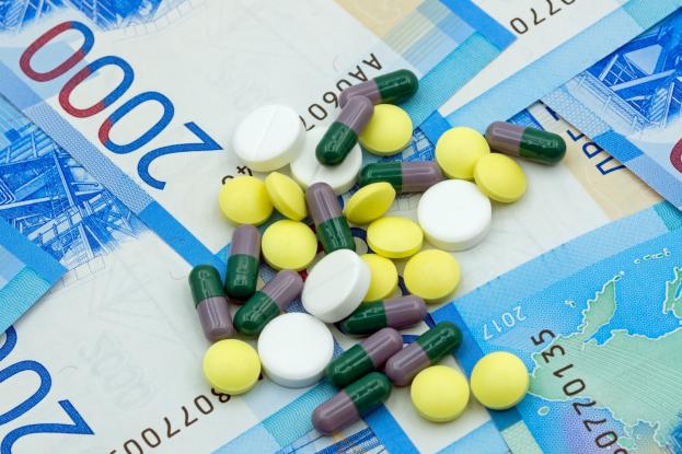 Предельные отпускные цены на препараты от COVID-19