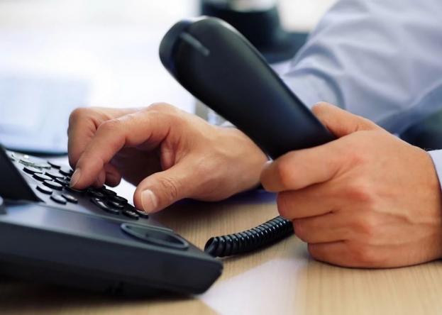 Телефонная «горячая линия» астраханского Росреестра