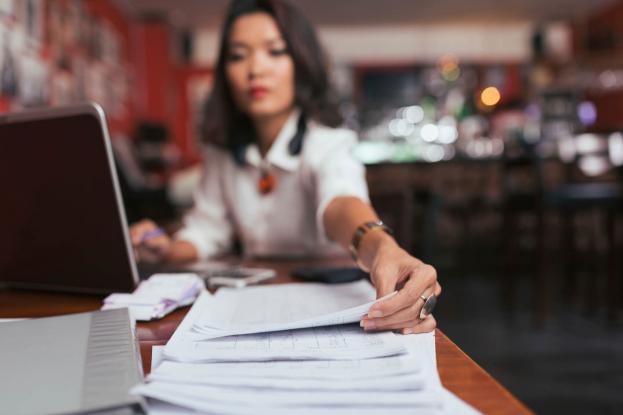 ФНС утвердила заявление для бумажной справки по налогам