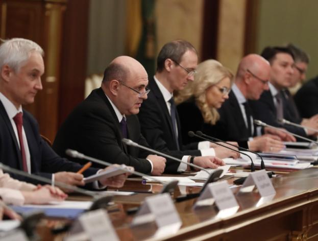 Правительство РФ отчиталось перед депутатами о результатах своей деятельности