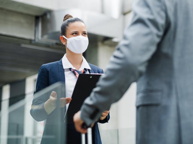 Усилен контроль соблюдения антикороновирусных правил