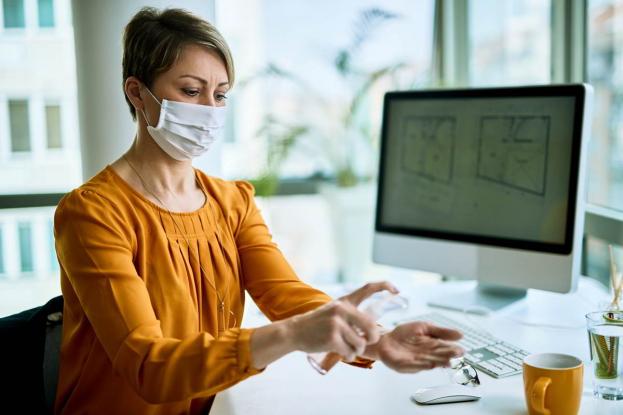 Разъяснения работодателям о профилактике новой коронавирусной инфекции