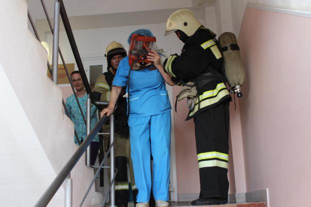 Скорректирован порядок эвакуации при ЧС